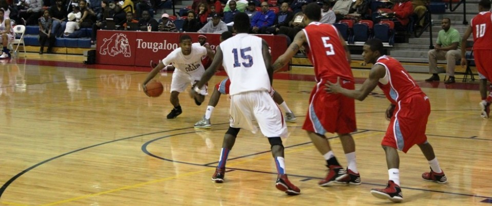 Juan Gray had 12 points in the Bulldogs 69-67 loss to the Tornadoes.