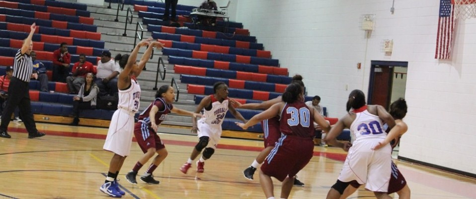 Portia Craft had 19 points in the Lady Bulldogs 73-67 loss to the Lady Tornadoes.